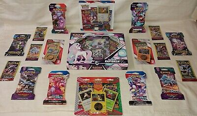 $54.99 • Buy Galarian Rapidash V Collection Box - 27 Pokemon Packs Unweighed & Factory Sealed