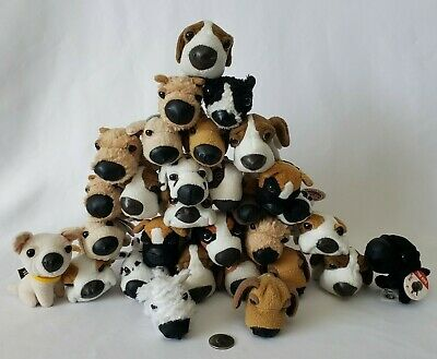 £22.91 • Buy The Dog Artlist Collection Lot X31 Plush Puppy McDonalds Small 3.5  Happy Meal