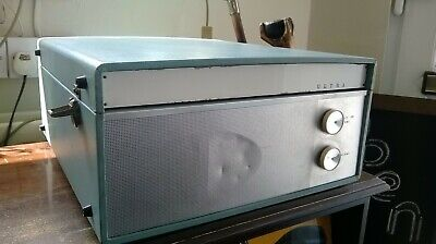 £38 • Buy Two Vintage Record Players (spares Or Repair)
