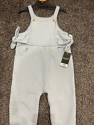 £1.40 • Buy Girls Dungarees Age 2-3