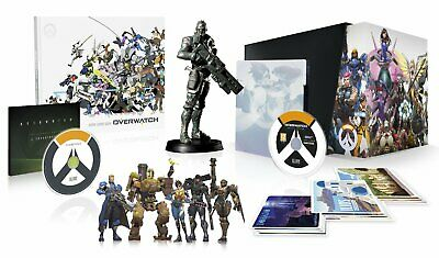 AU248.38 • Buy Overwatch Collector's Edition Factory Sealed New