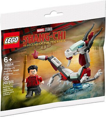 £8.99 • Buy LEGO 30454 Marvel Studios Shang-Chi & The Great Protector Polybag