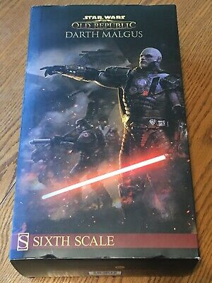 £254.64 • Buy Sideshow Collectibles Star Wars Darth Malgus 1/6 Figure The Old Republic