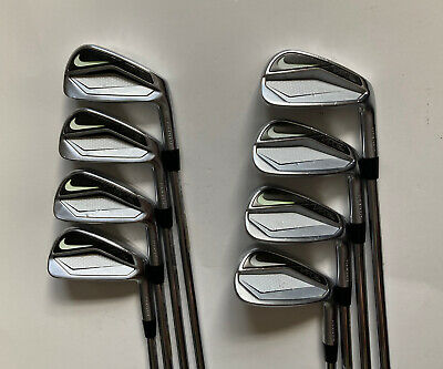 AU285.66 • Buy Nike Vapor Pro Combo Forged Iron Set 4-AW Dynamic Gold S300 Steel Right Hand