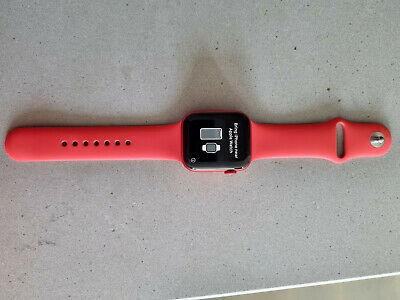 AU350 • Buy Apple Watch Series 6 44mm GPS Cellular Red Sports Band