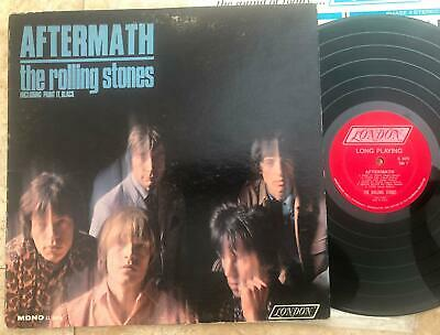 £7.32 • Buy Rolling Stones~aftermath~'66 London Us Red Label Mono Ll-3476~company Sleeve~vg+