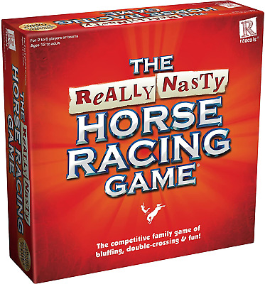 £24.42 • Buy The Really Nasty Horse Racing Game