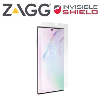 AU35 • Buy Zagg InvisibleShield Ultra Clear Samsung Galaxy Note 10+ 6.8'' Screen Protector