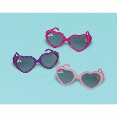 AU17.95 • Buy 6pk Unicorn Rainbow Glasses Lolly Loot Bag Party Supplies Favours Birthday