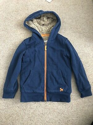 £3 • Buy Boden Sherpa Lined Hoodie Age 3-4
