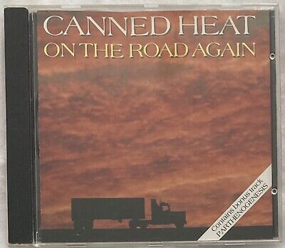 £0.49 • Buy Canned Heat - On The Road Again - CD Album Compilation
