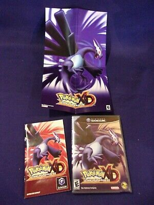 $200 • Buy Pokemon XD: Gale Of Darkness (Nintendo GameCube, 2005) Not For Resale Version