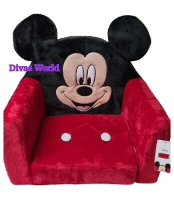 £35.99 • Buy Disney Mickey Mouse Pet Bed Soft Cozy Red Chair Brand New Xmas Gift