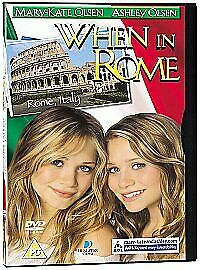 £4.85 • Buy When In Rome [DVD] [2002] NEW & SEALED