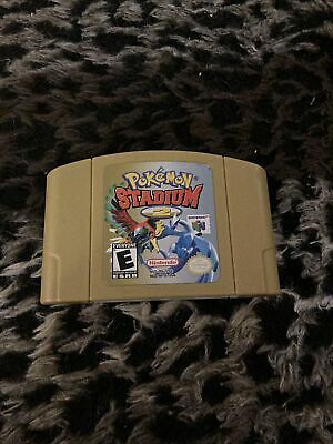 $69.99 • Buy Pokemon Stadium 2 (64, 2001) Authentic And Tested! Great Copy!