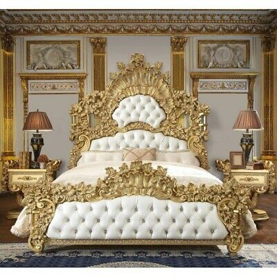 £9000 • Buy Baroque/ Rococo Style Luxury King Size Bed
