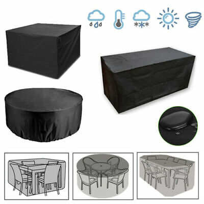 £12.49 • Buy Waterproof Garden Patio Furniture Set Cover Covers For Outdoor Rattan Table Cube