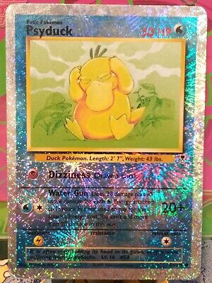 $0.99 • Buy Psyduck 88/110 Legendary Collection Reverse Holo Common Pokemon Card LP/MP