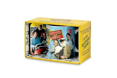 £9.99 • Buy Only Fools And Horses THE JOLLY BOYS OUTING Official Mug Coaster Gift Box Set