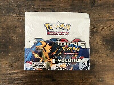 $455 • Buy Pokemon TCG: XY Evolutions Sealed Booster Box - Pack Of 36