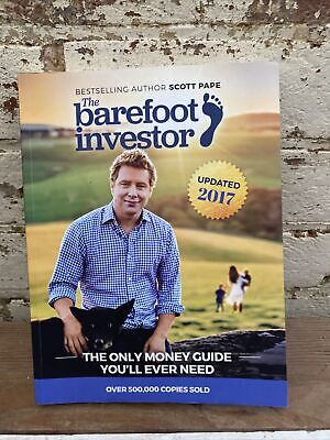 AU26.50 • Buy UPDATED 2017 The Barefoot Investor SCOTT PAPE The ONLY Money Guide Book BUDGET