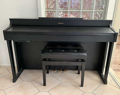 AU1400 • Buy Roland HP603 Digital Piano With Brand New Bench
