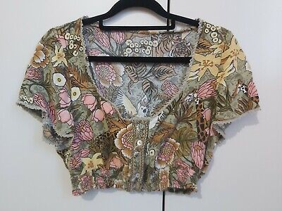 AU145 • Buy Spell And The Gypsy Jungle Top Medium
