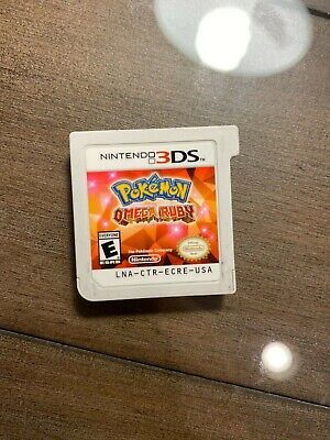 $22.95 • Buy Pokemon Omega Ruby (3DS, 2014)Cartridge Only (Amazing Condition)