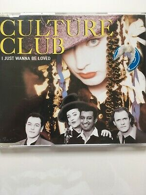 £0.19 • Buy Culture Club - I Just Wanna Be Loved (1998 Cd Single)