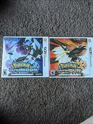 $90 • Buy Pokemon Ultra Sun And Ultra Moon- Nintendo 3DS. NEW ! FACTORY SEALED!
