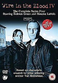 £3.45 • Buy Wire In The Blood - Complete Series 4 - DVD 2 Disc Set - New & Sealed