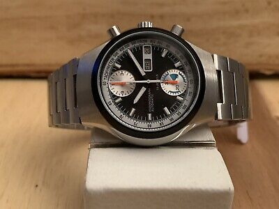 AU33.87 • Buy Vintage Citizen High Beat Fly-back Chronograph Cal.8110a Ref 67-9038 Automatic