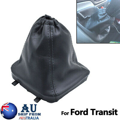 AU17.99 • Buy For Ford Transit 06-14 Black Car Gear Shift Knob Shifter Gaiter Boot Cover Case