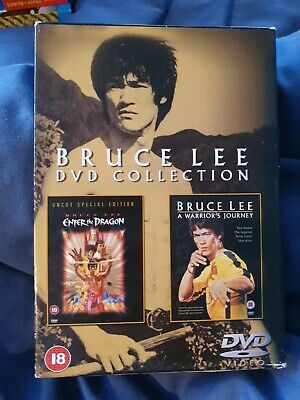 £12 • Buy Bruce Lee Dvd Collection