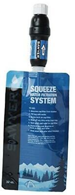 AU47.49 • Buy  Squeeze Water Filtration System Squeeze Filter Kit W/ 2 Pouches