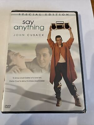 AU5.24 • Buy Say Anything (DVD, 2006, Special Edition Checkpoint) SEALED