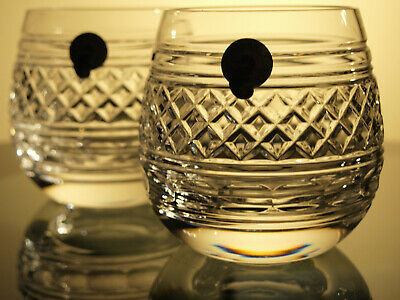 AU222.54 • Buy Waterford Crystal Castletown Tumbler DOF Set Of 2 Brand New Very Rare