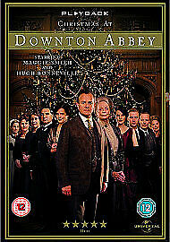 £5 • Buy Downton Abbey: Christmas At Downtown Abbey DVD       NEW SEALED