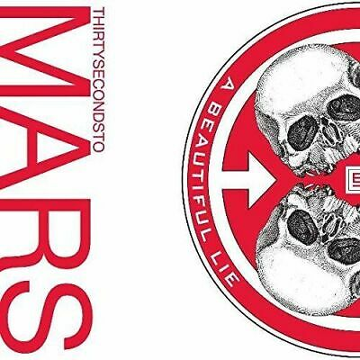 £4.45 • Buy 30 / Thirty Seconds To Mars - A Beautiful Lie (2007) CD NEW & SEALED