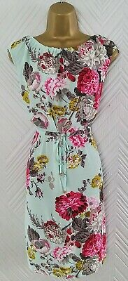 £11.99 • Buy Joules Opal Posy Floral Print Dress Size Uk 10 Worn Once Very Good Condition