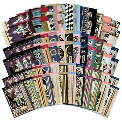 £27.95 • Buy Hunkydory - The Golden Age Of Glamour Designer Deco-Large Collection-GLAMDEC101