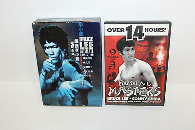 £10.81 • Buy BRUCE LEE - The Ultimate Collection - Martial Arts Masters - 5 Movie Box Set DVD