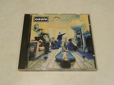 £4.35 • Buy Oasis Definitely Maybe CD [Ft: Live Forever, Supersonic, Cigarettes & Alcohol]