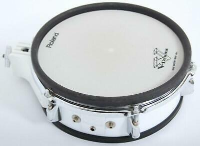 AU229.88 • Buy Roland PD-100 10  Electronic Snare Drum Or Tom Pad White For Electric Kit