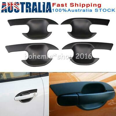 AU26.95 • Buy DOOR HANDLE BOWL SCRATCH PROTECTOR Accessories For Ford Ranger & Everest NEW
