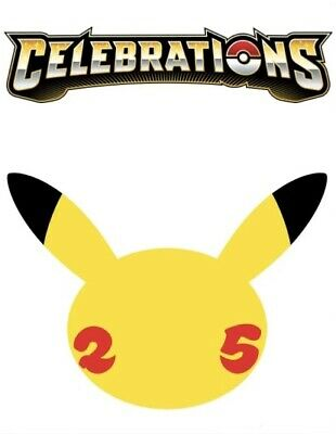 £4.99 • Buy Pokemon Celebrations - 25th Anniversary Pick Your Cards! CHEAPEST AVAILABLE