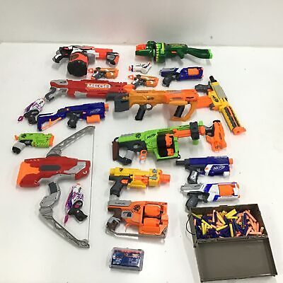 AU31 • Buy Assorted Bulk Nerf Toys Untested Parts Only & Accessories #305