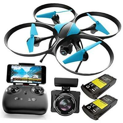 AU158.39 • Buy  U49WF FPV Drone With Camera For Adults - VR Headset Compatible WiFi