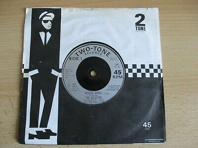 £3.99 • Buy The Selecter, 7  Vinyl, Missing Words, Two-tone With Sleeve, Chs Tt 10, Ska 1980