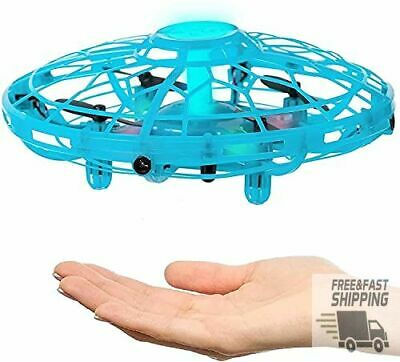 AU36.05 • Buy Hand Operated Drone Hands Free Flying UFO RC Mini Game For Kids Adults Teenagers